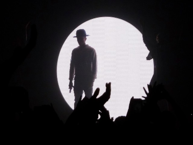 Pharrell Williams - Dear G I R L Tour - Zénith, Paris (2014)