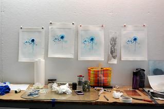 Motivational Intaglio – Shelley Thorstensen | by Women's Studio Workshop