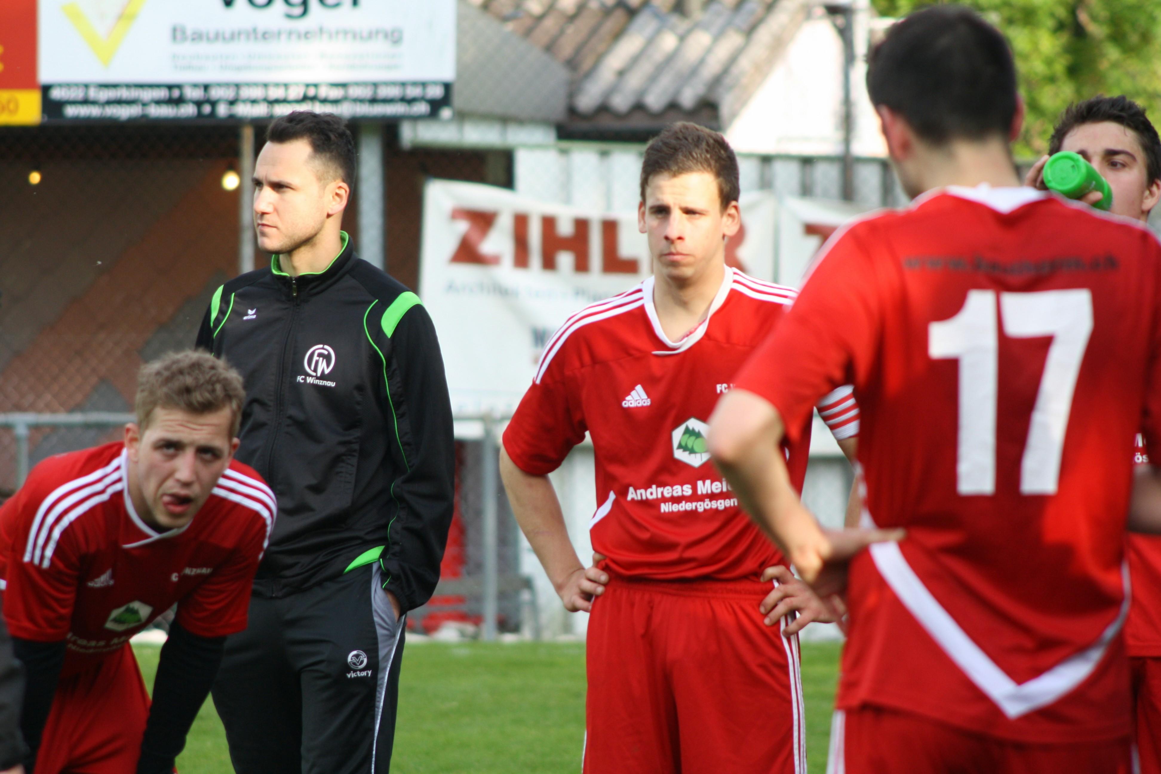 FC Egerkingen 1-1 FCW (25.05.2013)