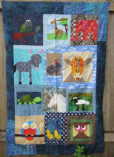 Made for Linus by Alida