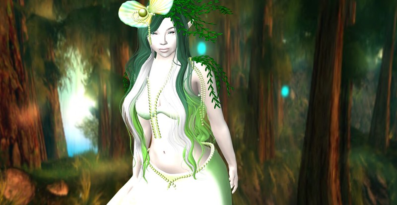 Woodland Siren - Closeup