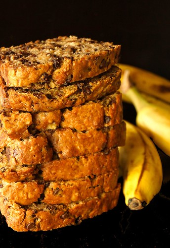 April-9-Spiced-Olive-Oil-Chocolate-Chip-Banana-Bread-Recipe-yellow-cookingontheweekends.com_ | by CulinaryTravels