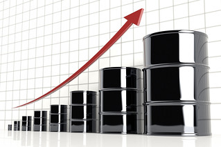 3D Increasing Oil Prices | by ccPixs.com