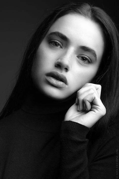 Photo | Model - Sophia Jactel ( Factor Chosen Models ) HMUA