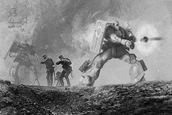 Kaiserliches-Heer, Somme 1916