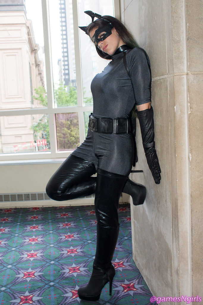 Catwoman cosplay - Dark Knight Rises version | Cosplay of ...