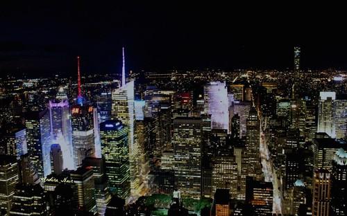 newyork nightview empirestatebuilding 86thfloorobservationdeck