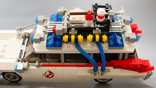 Lego Ghostbusters Ecto-1 Light Mod 08 | by M600