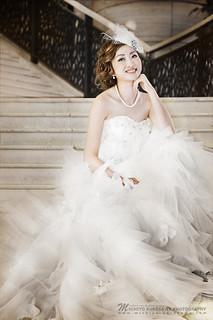 The Wedding, 03:50pm, 2013   by Michiyo Photo