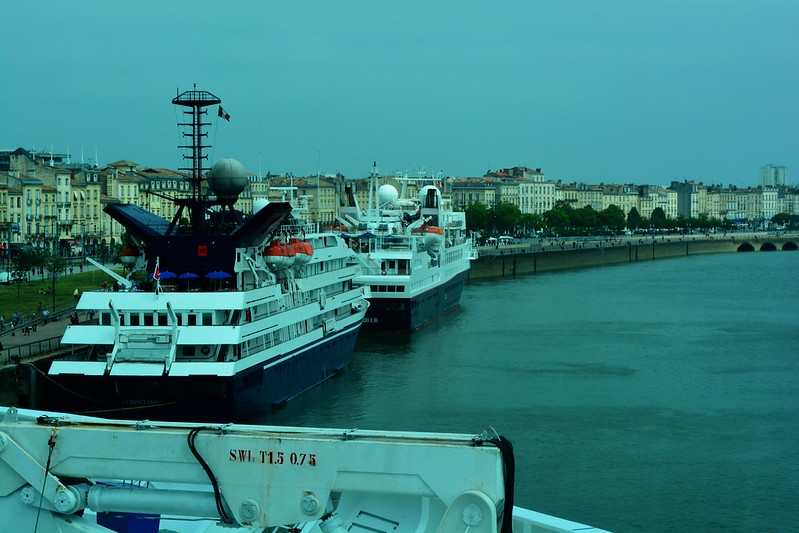 MV CORINTHIAN, 13 mai 2015, Bordeaux