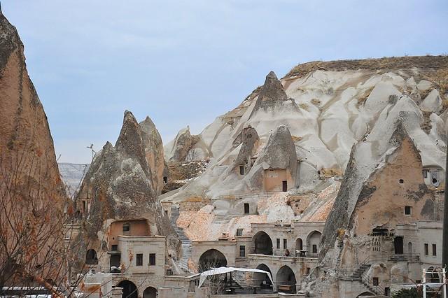 Göreme, Cappadocia (Kapadokya, Turkey) 013