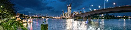 Twilight on the Brisbane River | by Cadland
