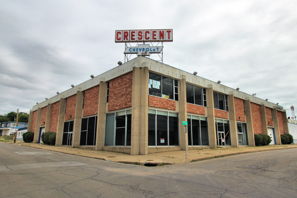 Crescent Chevrolet Des Moines Ia The Dealership Was Sol Flickr
