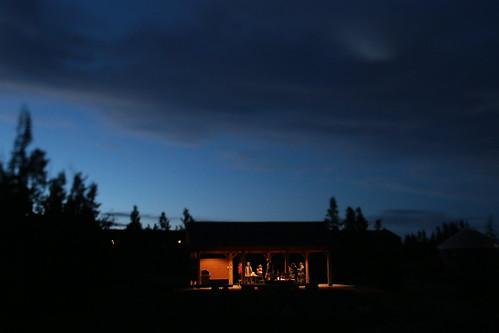 snowmountainranch colorado granby night sunset people tree pine lodgepolepine summer tilt blur bokeh