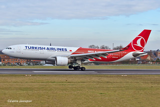 TC-JIZ Turkish Airlines Airbus A330-223 | by Planes , ships and trains!