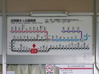JR Yamakawa Station   by Kzaral