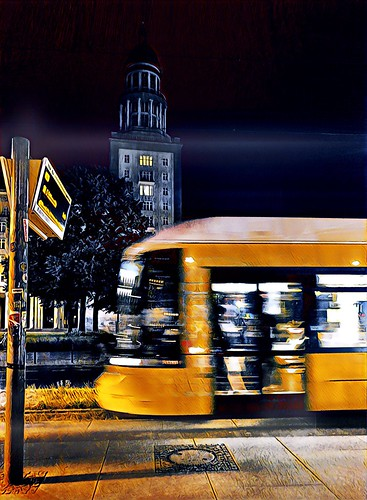 Motion meets Art - The Frankfurter Tor | by ANBerlin [Ondré]
