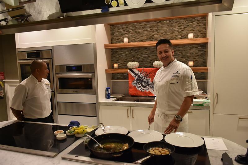 03-27-18  Photos Ritz Cooking Studio Lionfish  49