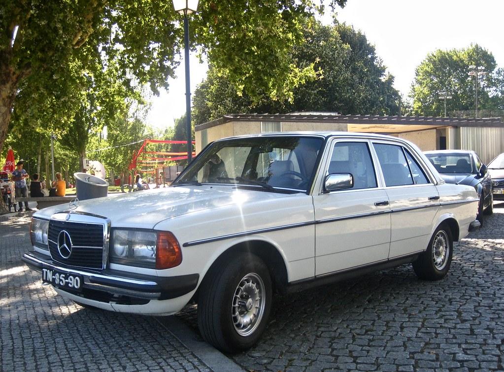 1983 MERCEDES-BENZ W123 300D Turbo-Diesel Berline | Everywhe… | Flickr