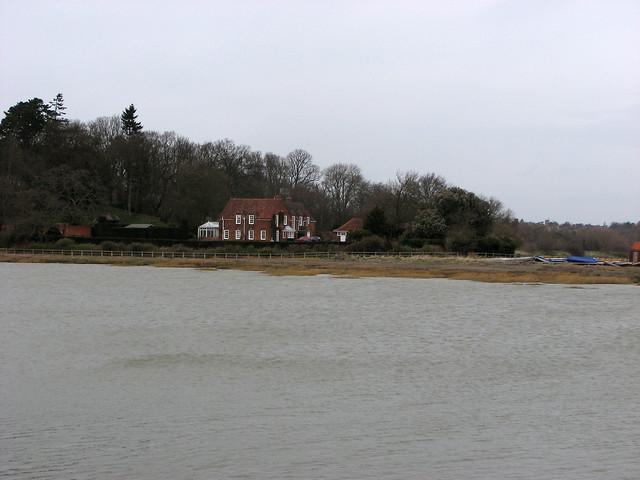 Kyson Point, Martlesham Creek