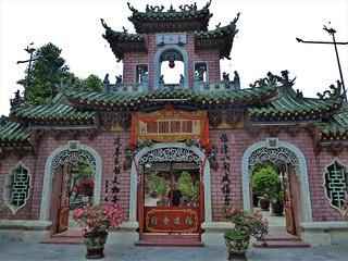 Fukian Assembly Hall, Hoi An, Vietnam