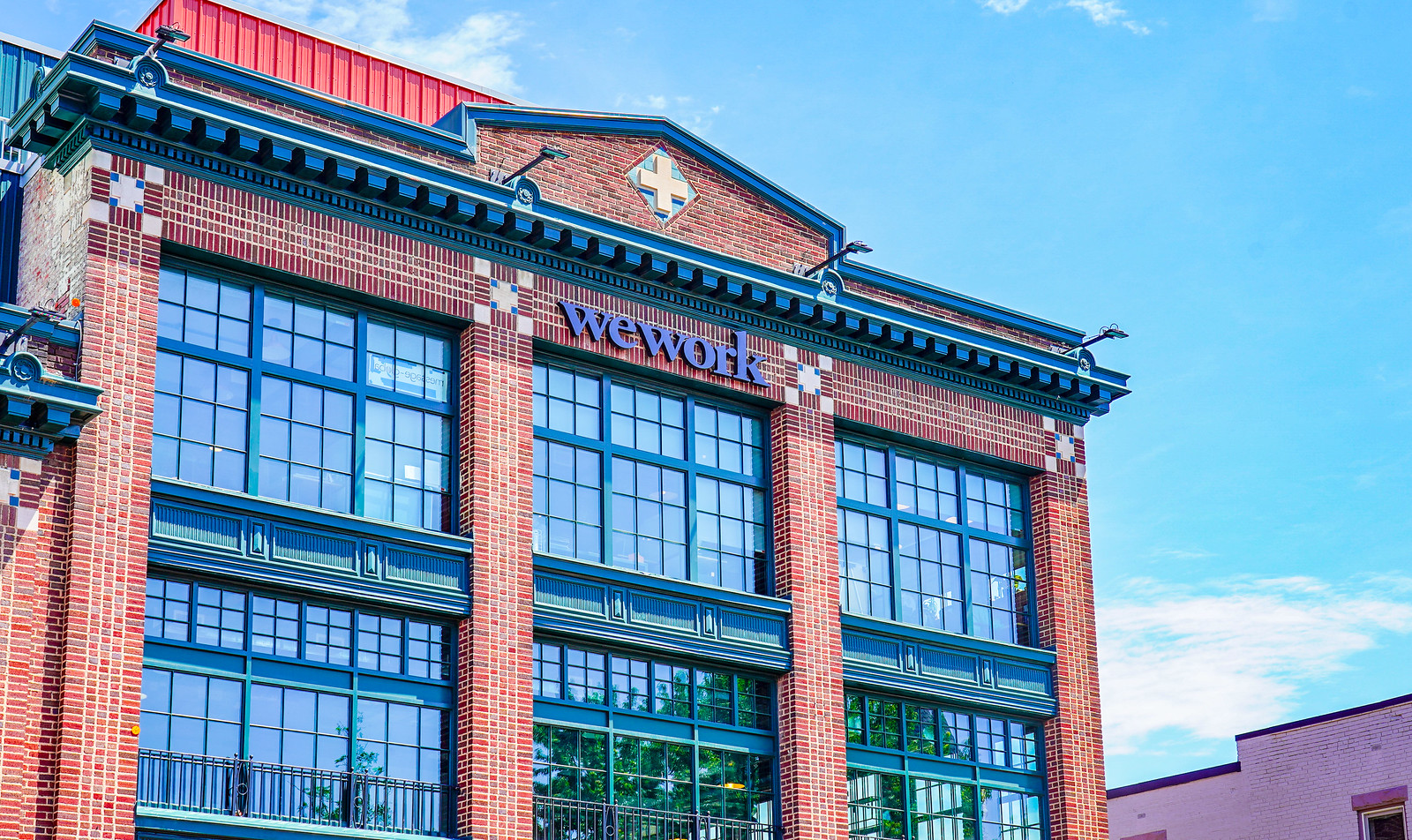 Thank you for publishing my photo, in Amid The Pandemic, WeWork Is Still Charging D.C. Members For Co-Working Space | DCist