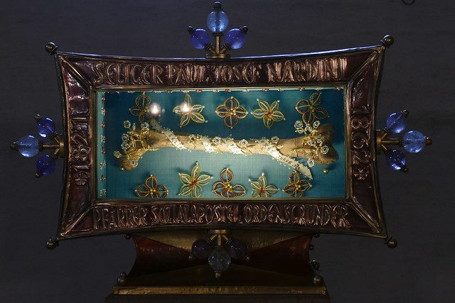a relic from Speyer Cathedral