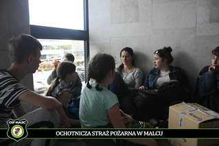 2018.05.25 - Warszawa Strażacy Ochotnicy - nie tylko gaszą