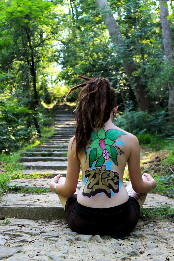 Body Art For Nature 2014