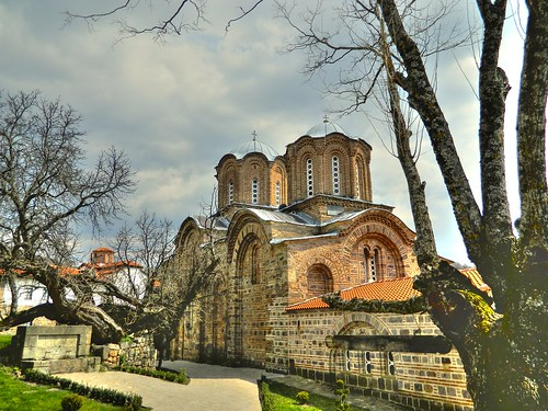 Lesnovo monastery-Monastery of St Archangel Michael and St Hermit Gabriel of Lesnovo - Свети Архангел Михаил и пустиножителот Гаврил Лесновски | by onosim