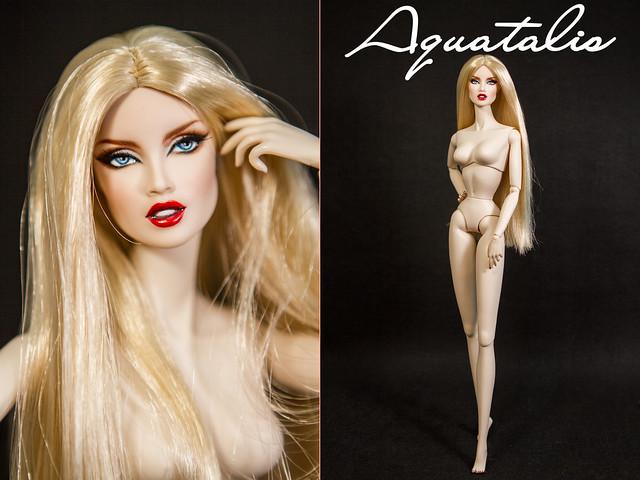 FOR ADOPTED OOAK Kesenia by Aquatalis