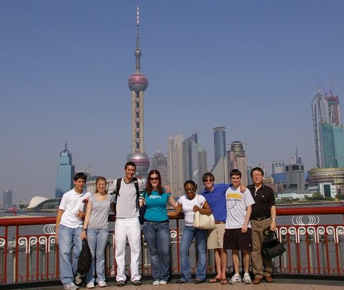 Student Trip to China by HIGH POINT UNIVERSITY