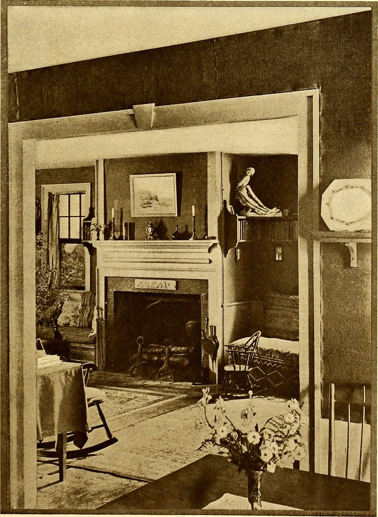 """Image from page 320 of """"American homes and gardens"""" (1905)"""