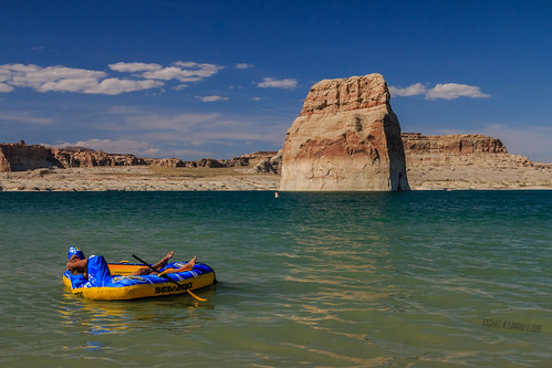Utah | Lone Rock Beach, Lake Powell | Life Is Good | by Facundity