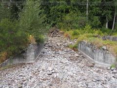 Old US 12 Bridge Washout