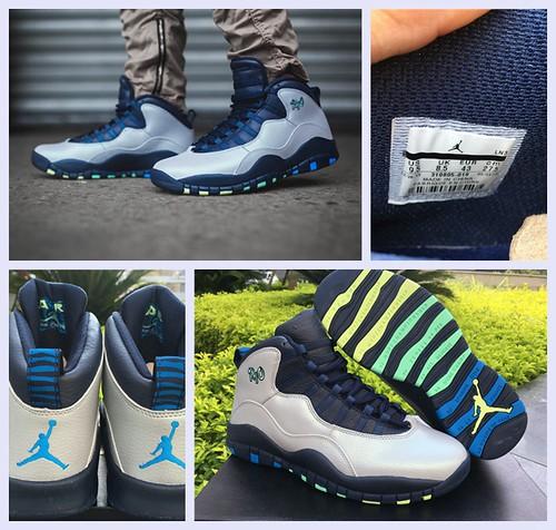 """Air Jordan 10 """"Rio"""""""