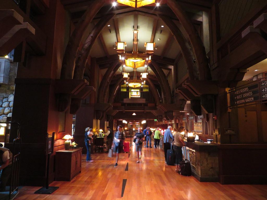 Grand Californian Hotel Disneyland Resort Anaheim Calif Flickr