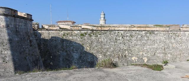 Castillo de los Tres Reyes Magos del Morro (Havana, Cuba)
