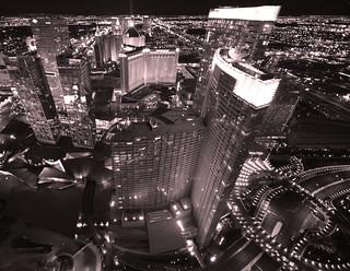 B&W Vegas City Center | by LV Street Pic's