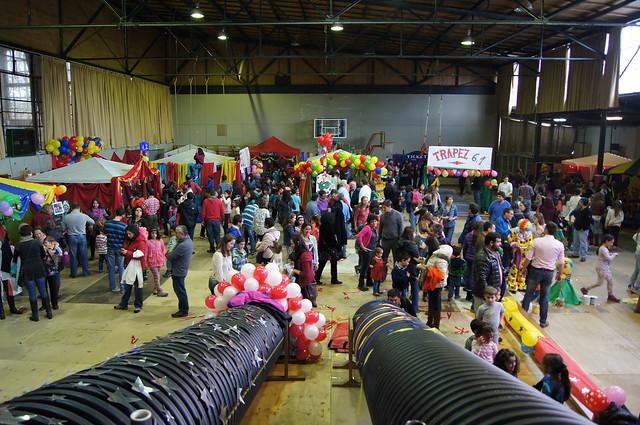 1506 - 01 Zirkus Kinderfest