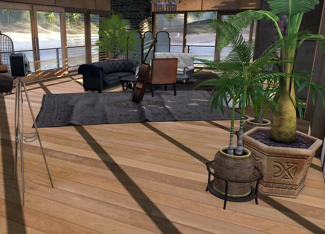 My Beach House Living Room 1