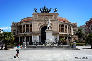 Palermo: Politeama Garibaldi
