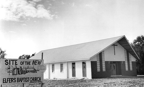 Westside Baptist Church (1964)   by ghs1922