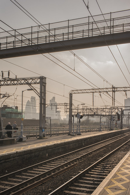 Bethnal Green Overground Station