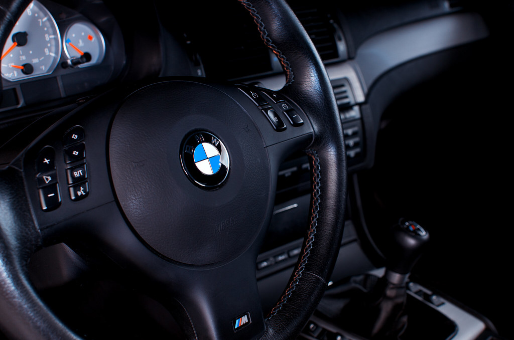 Bmw E46 M3 Interior It S All In The Details Really Victor