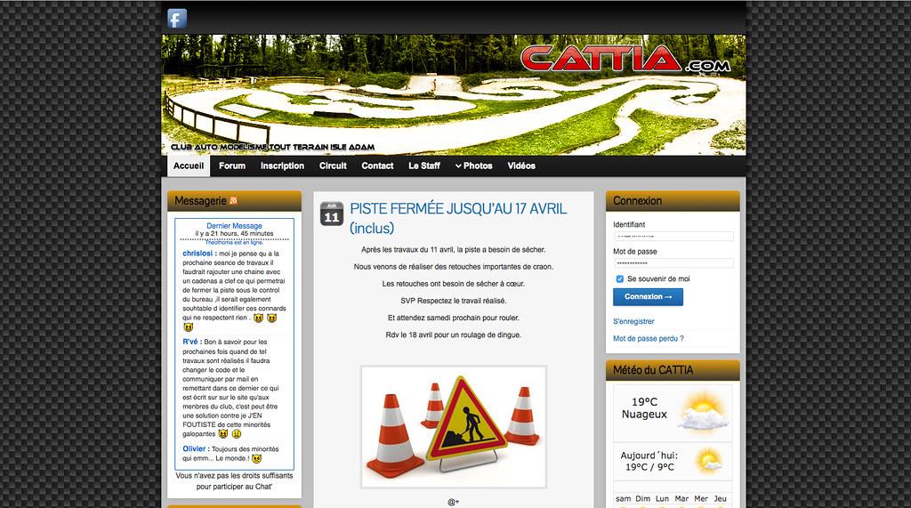 site CATTIA