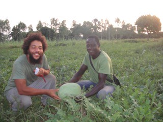 Peace Corps Envinromental and Agriculture Volunteer