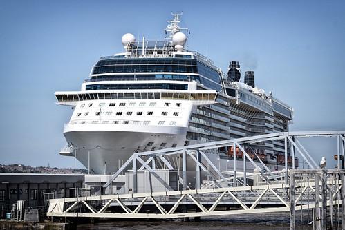 Celebrity Silhouette Cruise Ship (19/07/2016)