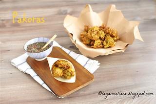 Veggie pakoras | by mammadaia