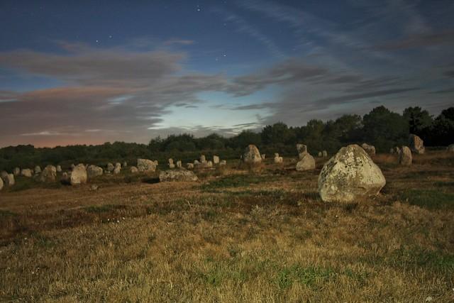 Le meniac _ Carnac Sito archeologico megalitico